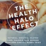 the health halo effect-shaws simple swaps