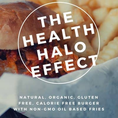 The Health Halo Effect – Nutrition Myths Debunked