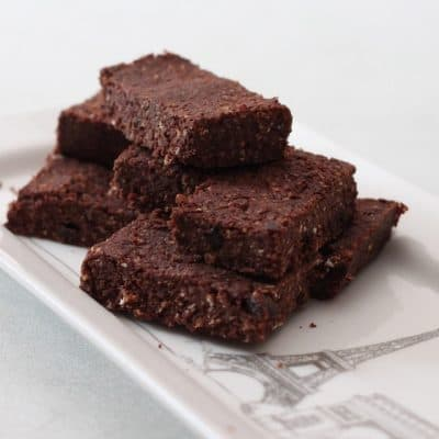 Dark Chocolate Brownie Bites – Delicious & Nutritious!