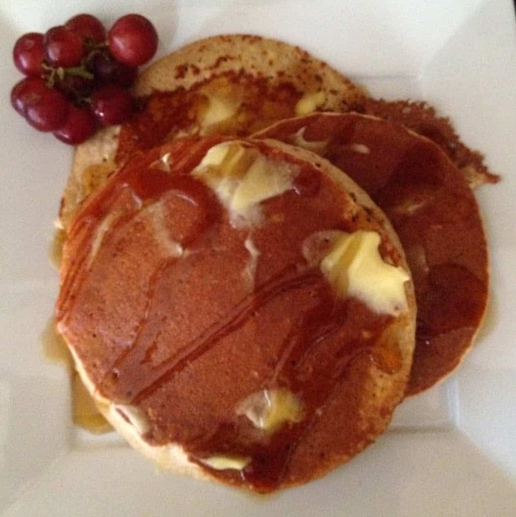 Protein Packed Pancakes @shawsimpleswaps - Hearty, Nutritious & Delicious