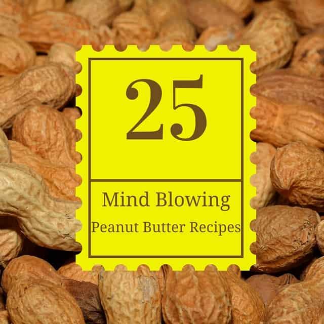 25 PB Recipes