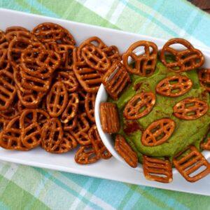 Green Machine Hummus