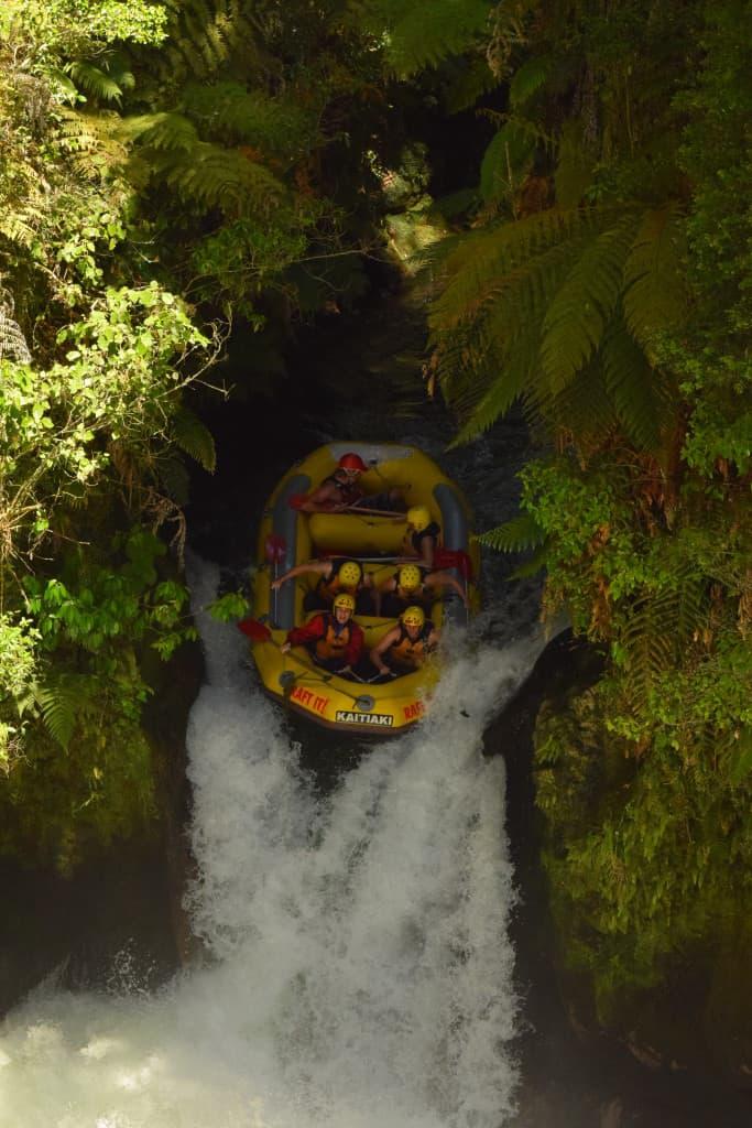 White Water Rafting New Zealand