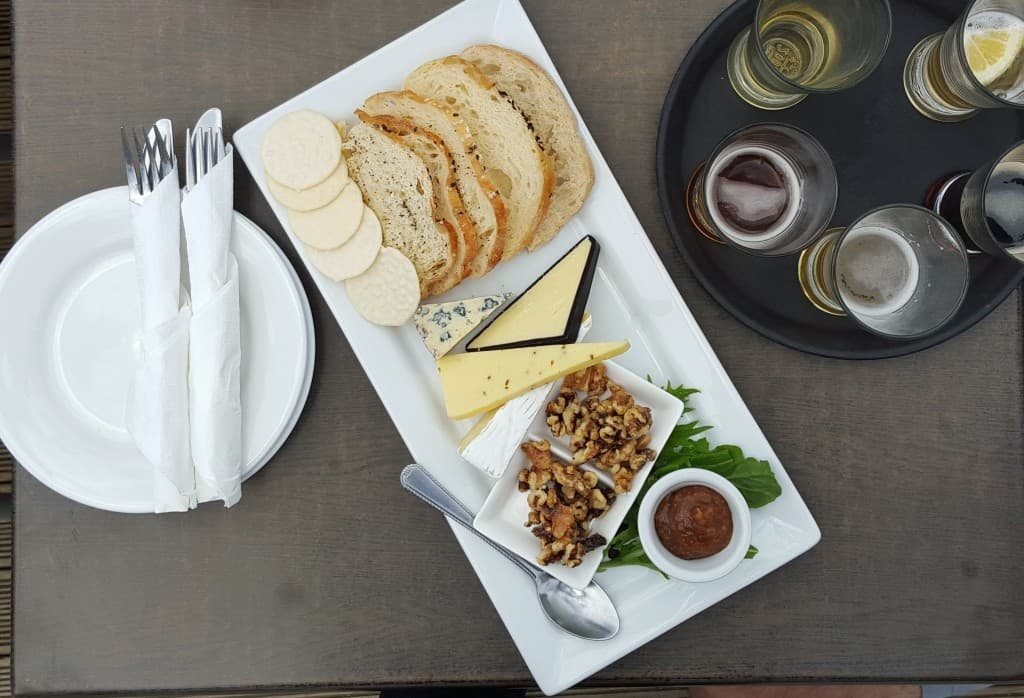 wine and cheese-new zealand explorations!