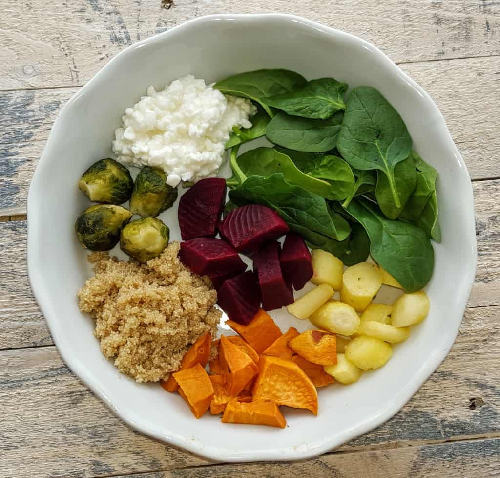 ABC Buddha Bowl Shaw Simple Swaps