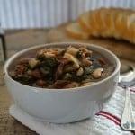7 Bean & Spinach Soup - Vegan GF - Shaw's Simple Swaps