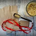 DIY Popcorn Bags- Shawsimpleswaps.com