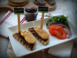 Gardein Chickn Waffle Sammies- Shaw's Simple Swaps 2