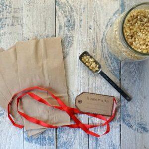 DIY Popcorn in 90 Seconds @ Shaw's Simple Swaps