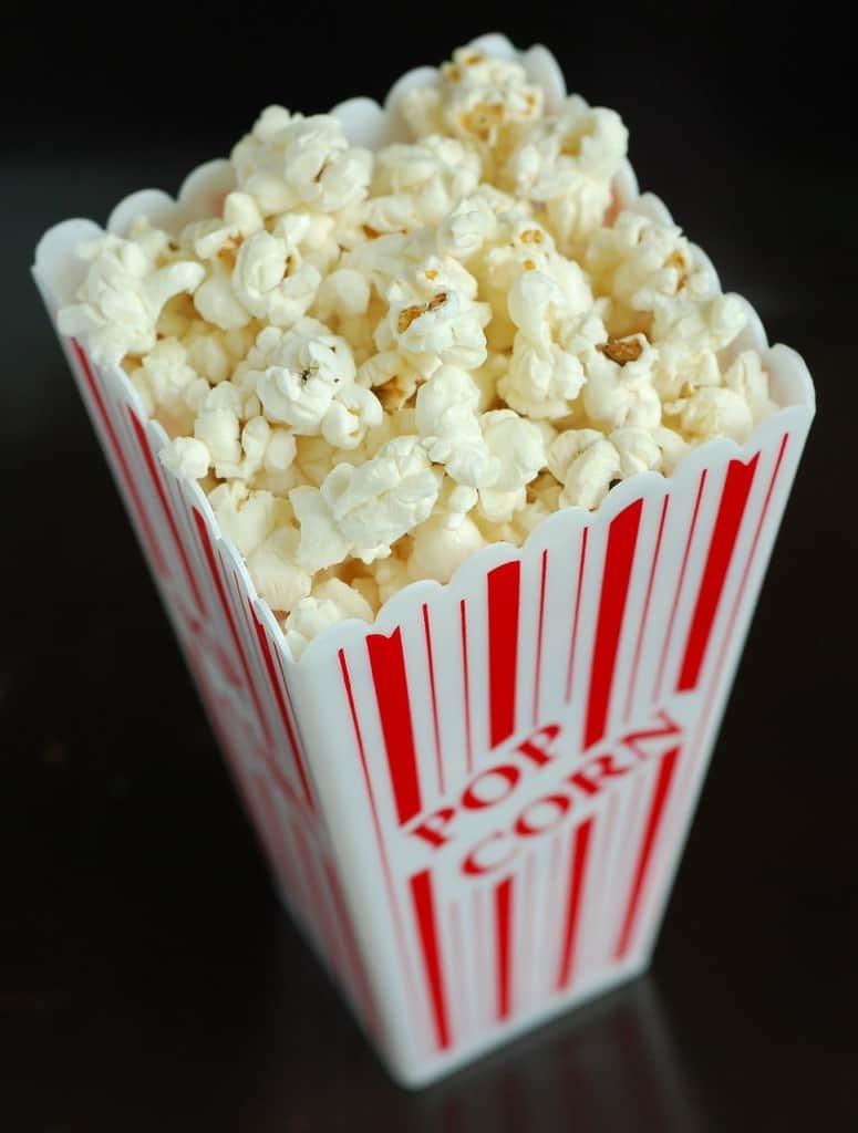 DIY Popcorn @ Shawsimpleswaps.com