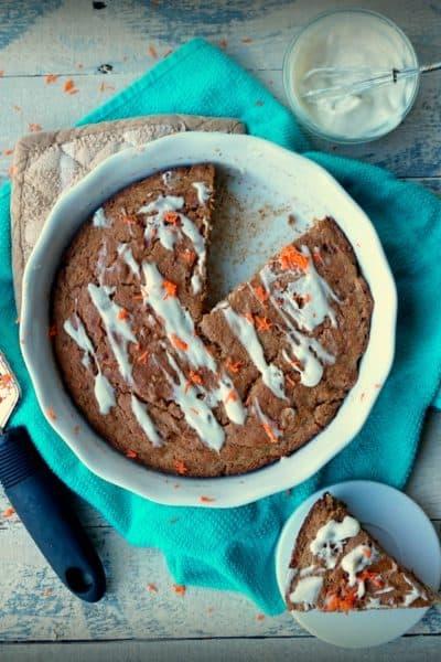 Carrot Cake Shaws Simple Swaps
