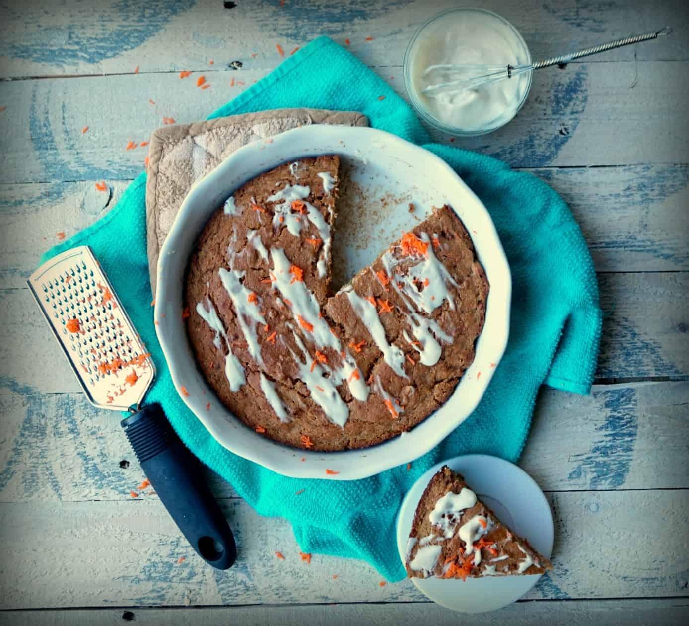 Ginger Carrot Cake Shaws Simple Swaps