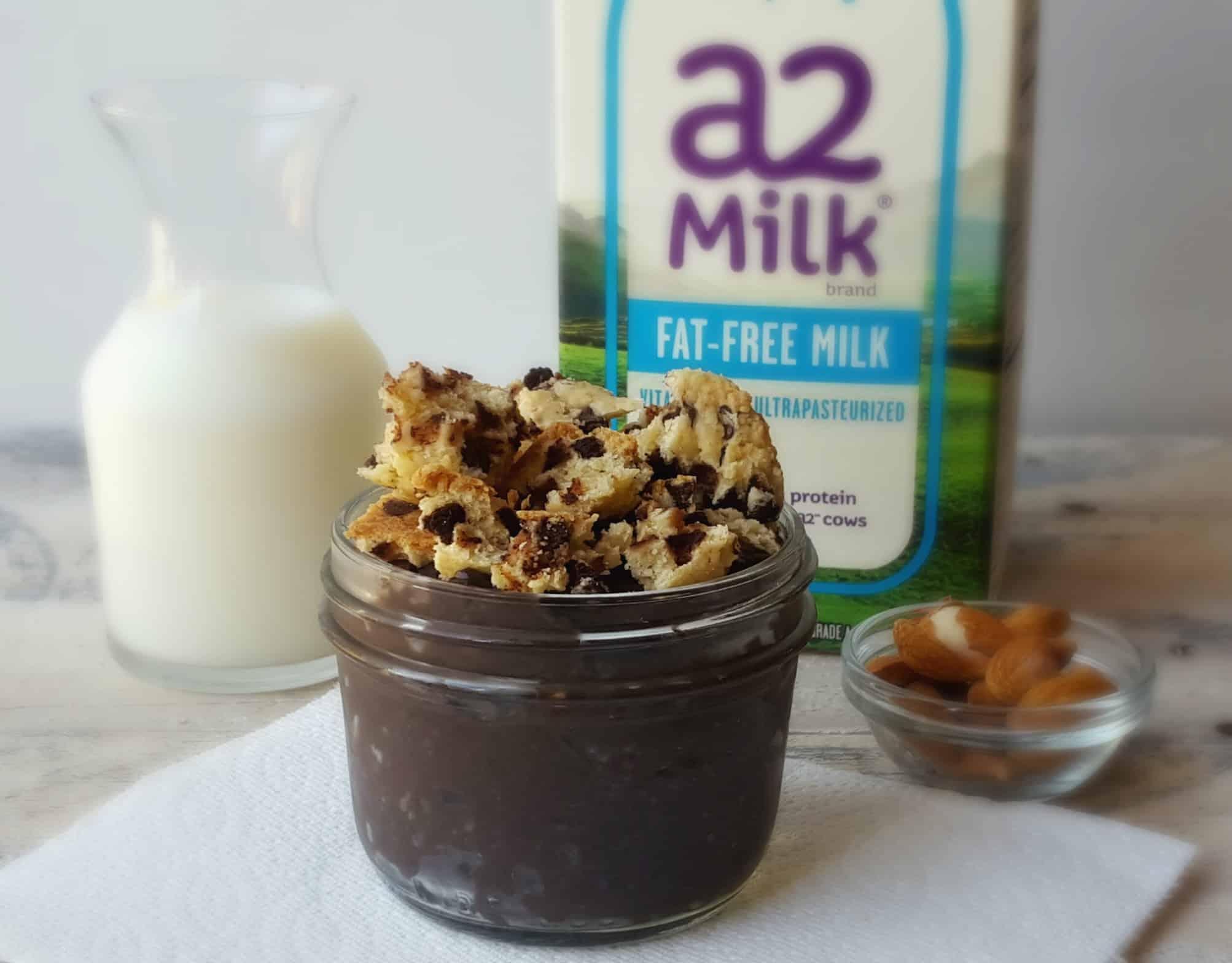 No added sugar chocolate pudding shaws simple swaps