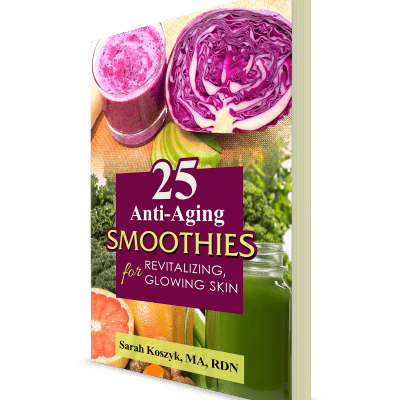 Cacao and Date Delight Smoothie + Anti-Aging Smoothies!