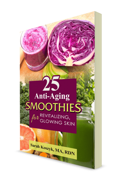 Cacao and Date Delight Smoothie + Anti-Aging Smoothie Cookbook Review