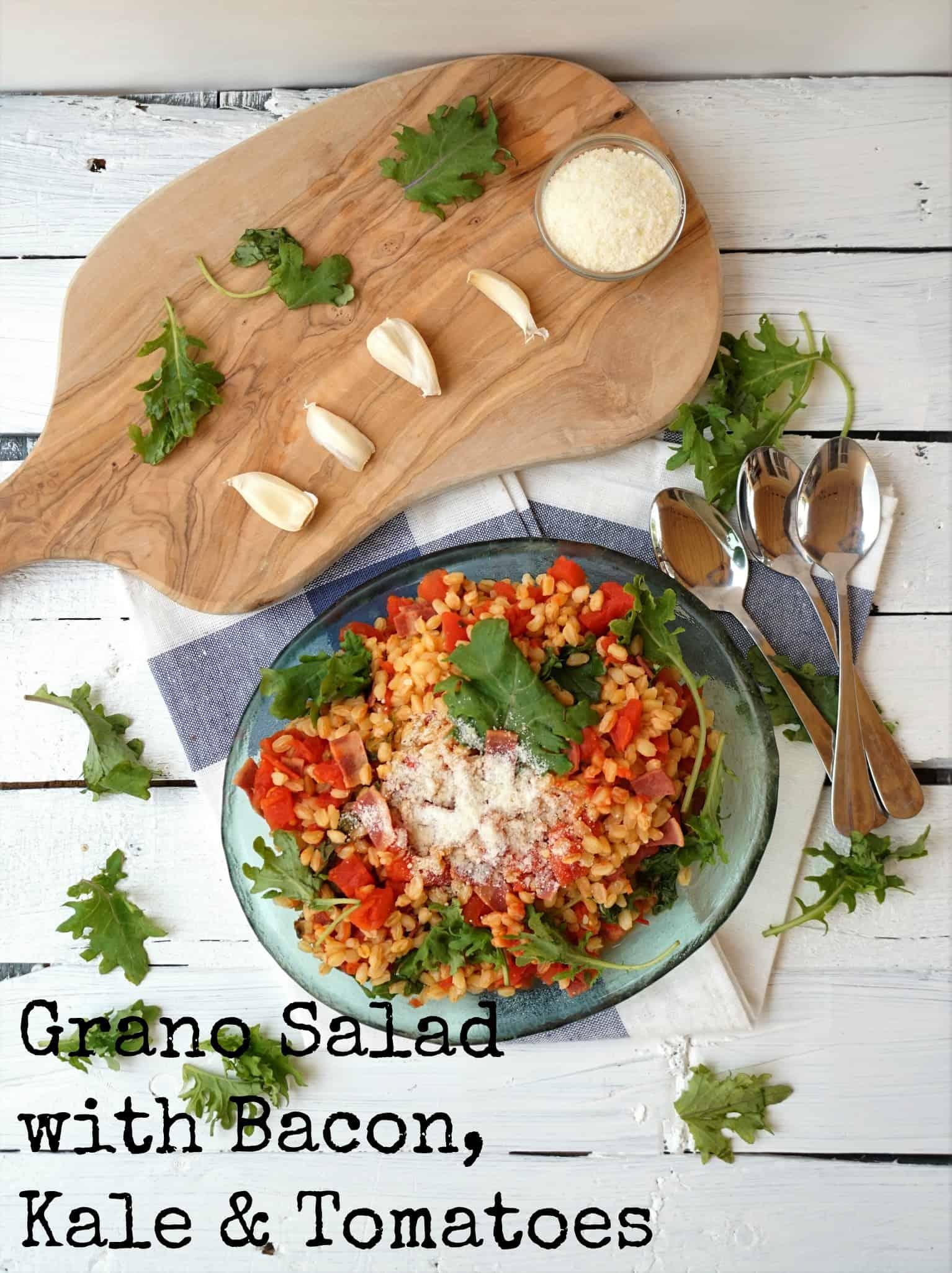 Grano Salad Shaws SImple Swaps