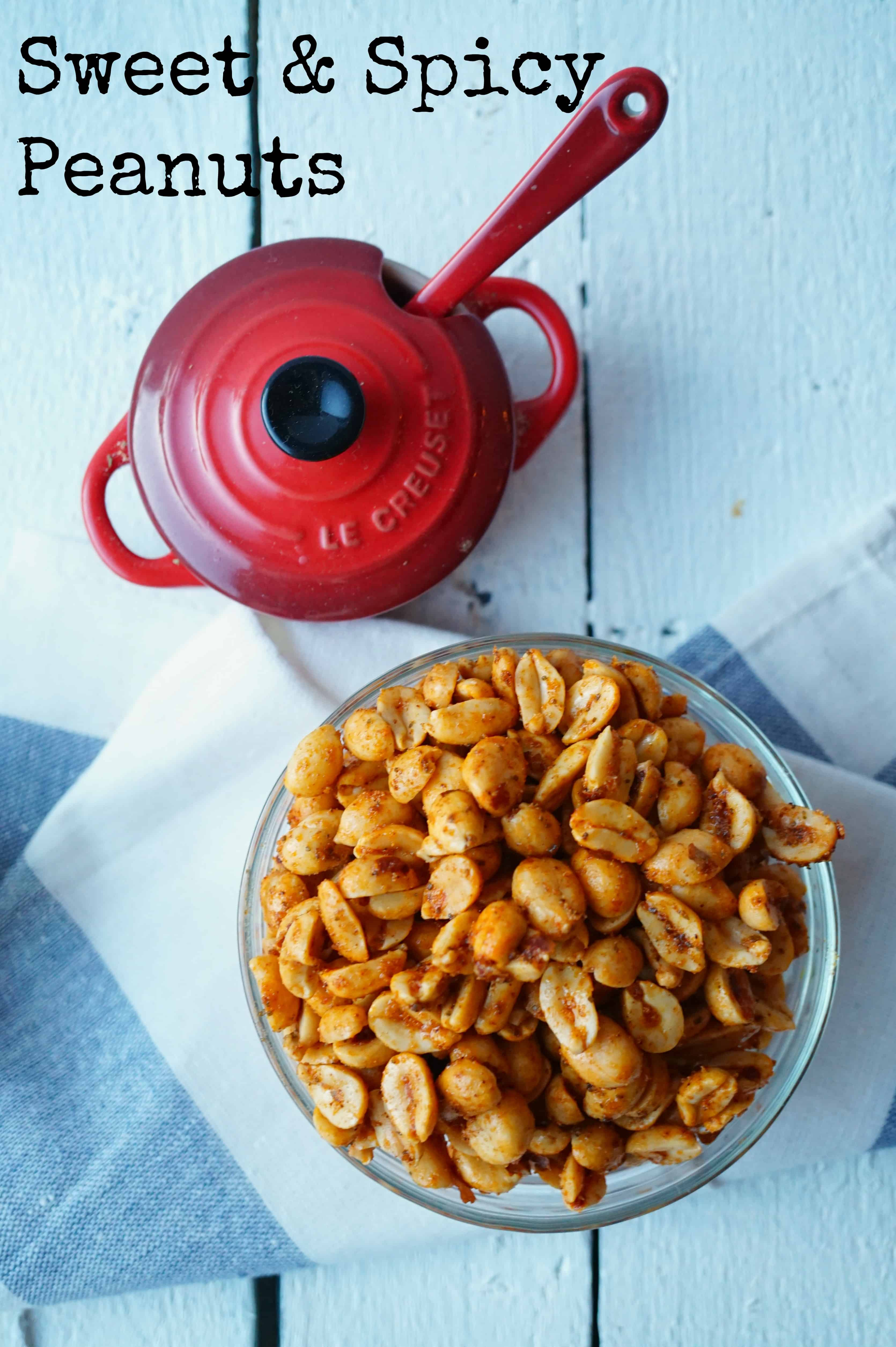 roasted Peanuts Shaws Simple Swaps