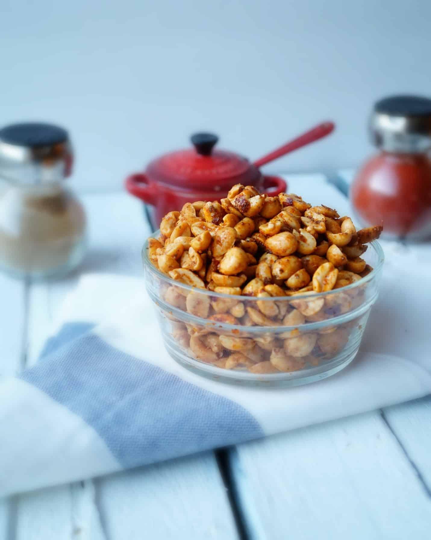 roasted peanuts shaws simple swaps 2