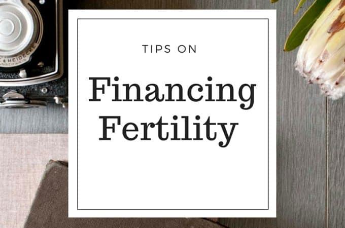 Financing Fertility