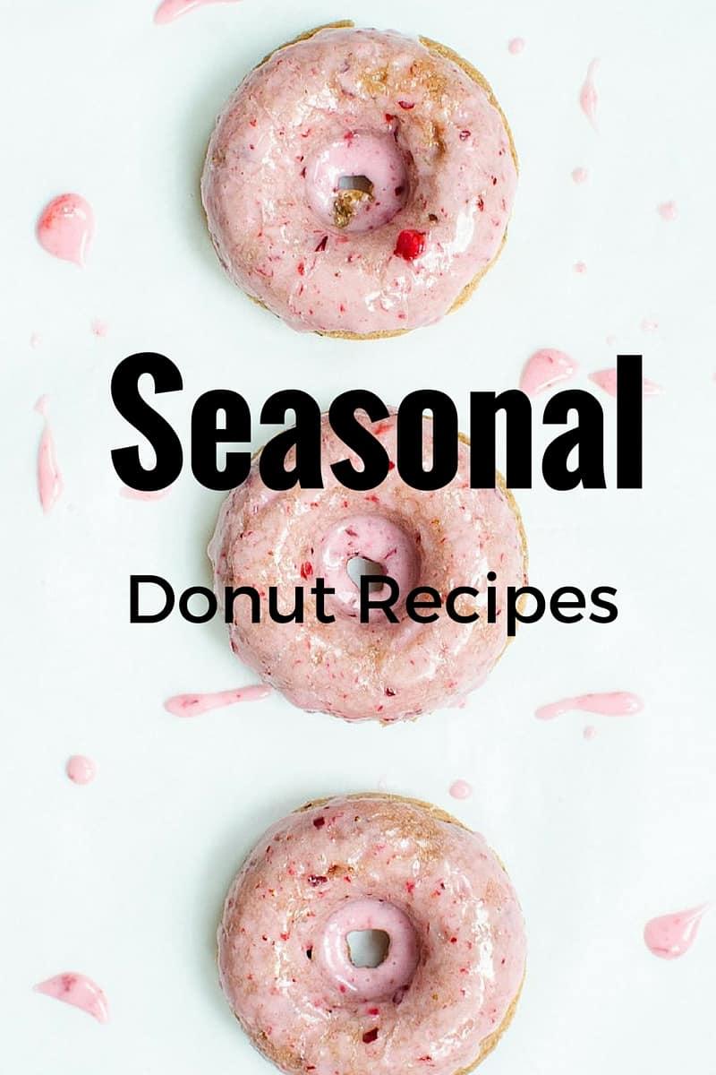 Seasonal Donut- Shaws simple swaps