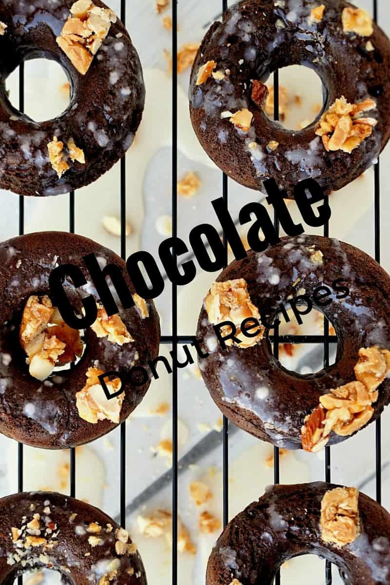 Chocolate Donut- Shaws simple swaps