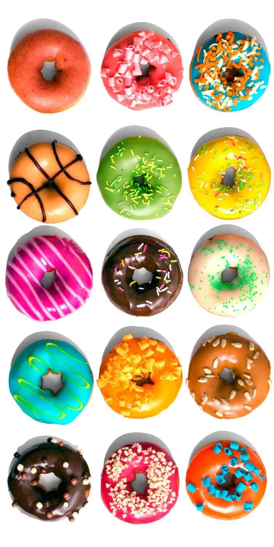 donut shaws simple swaps
