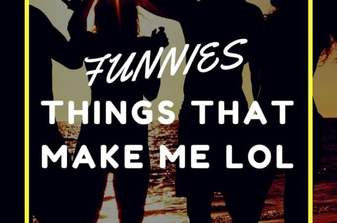 FUNNIES- Time for a laugh, it's the best medicine!- Shaw's Simple Swaps
