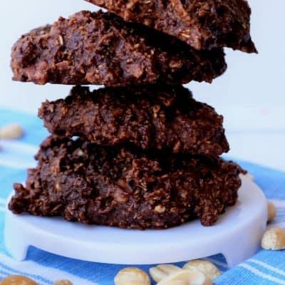 Peanut Butter Complete Cookie – Vegan & Gluten Free!