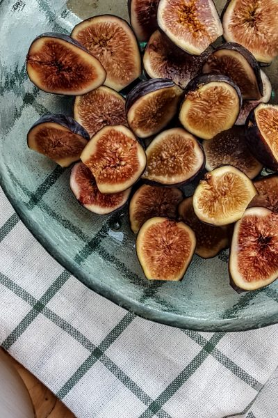 Homemade Fig Jam, Vegan, GF, No Added Sugar Shaws Simple Swaps