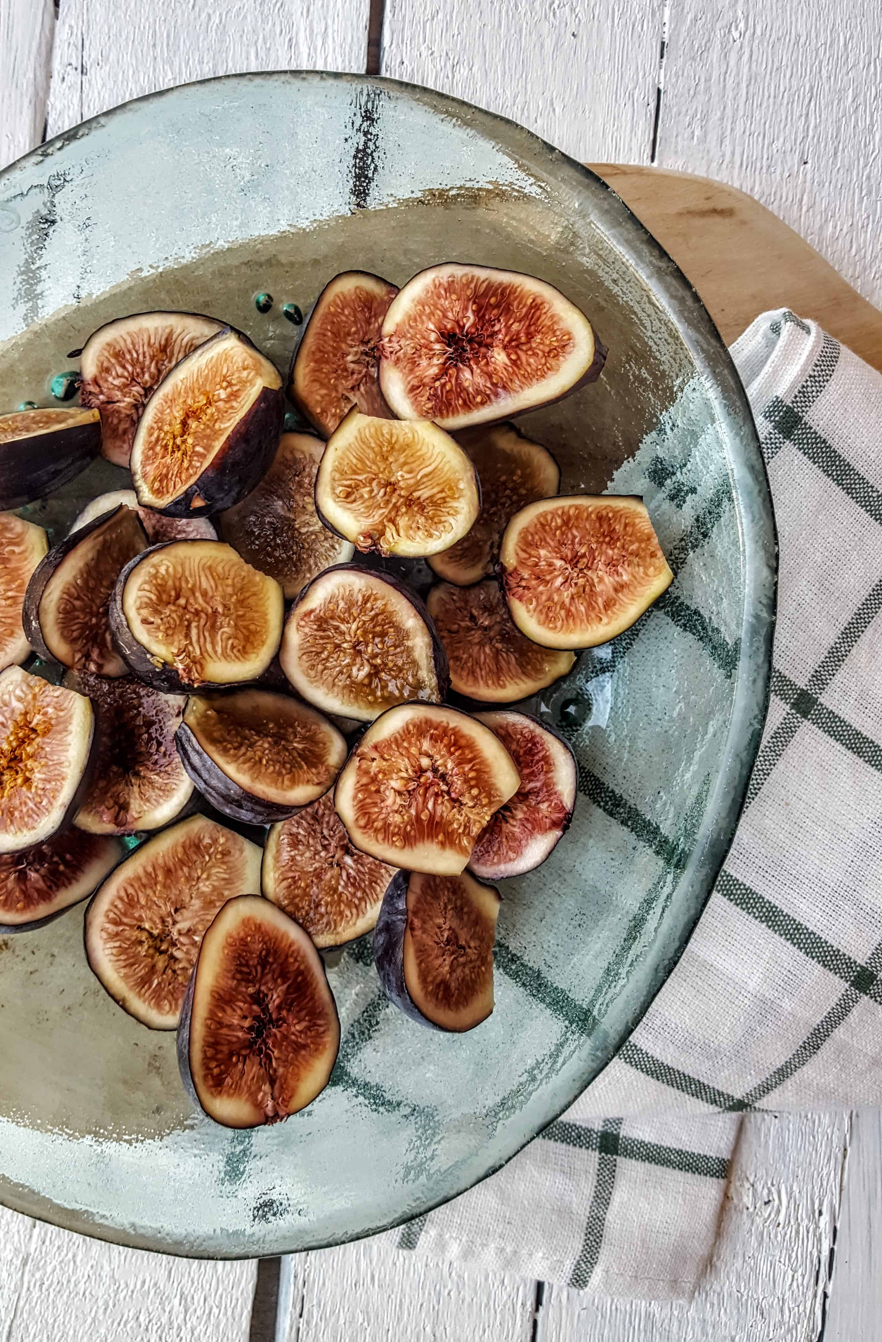 Homemade Fig Jam, No Added Sugar- Shaw's Simple Swaps