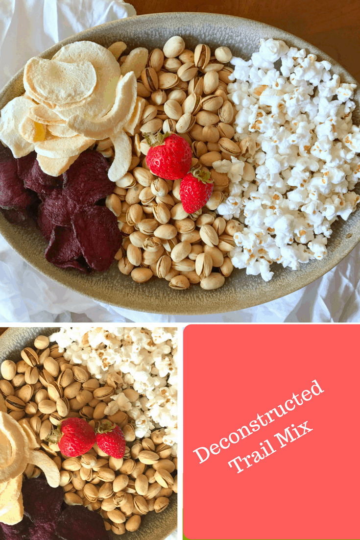 Deconstructed Trail Mix Party Plates - Vegan & Gluten Free @shawsimpleswaps