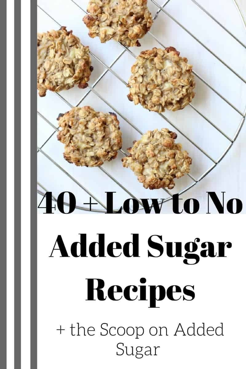 Added Sugar Scoop + 40 Low Sugar Recipes - Shaws Simple Swaps