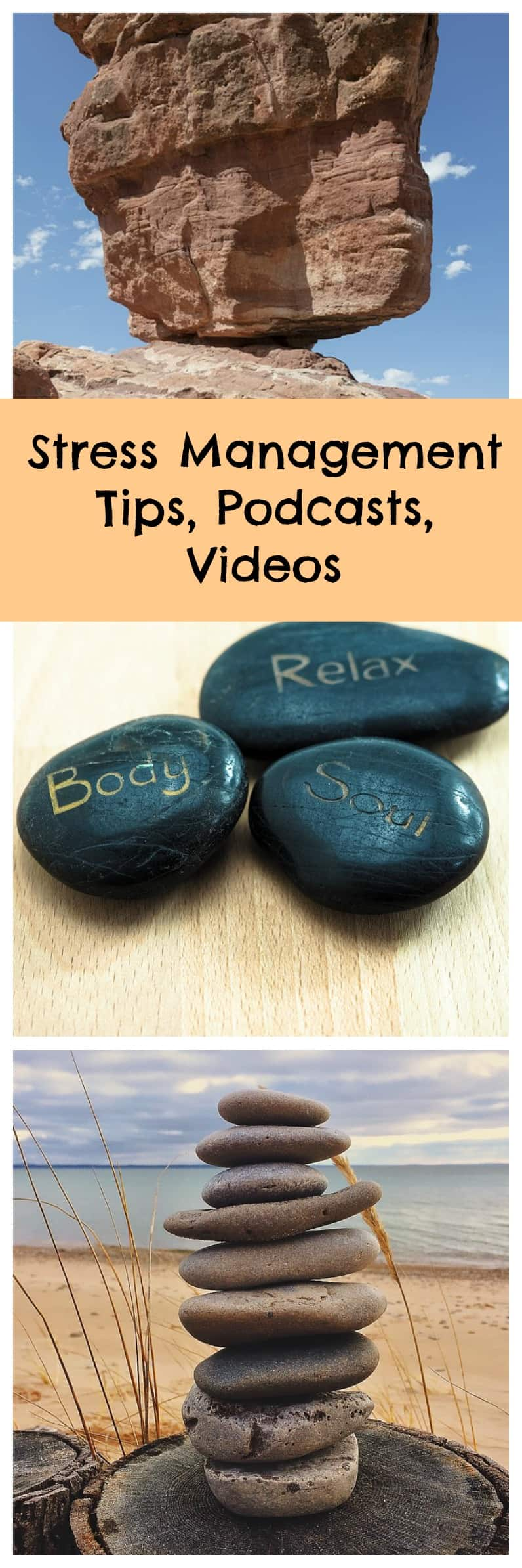Stress Management @shawsimpleswaps Tips, Podcasts, Videos to help create a zenful state!
