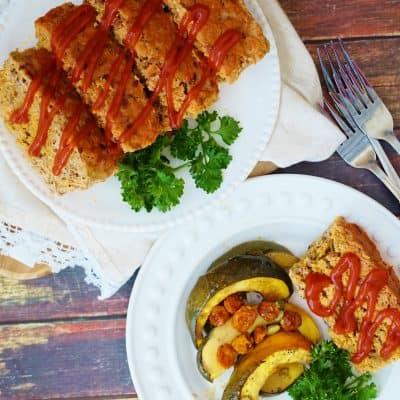 Gluten Free Turkey Meatloaf