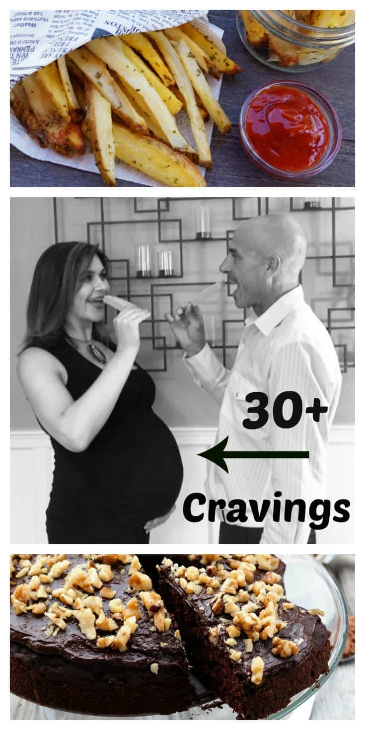 Pregnancy Cravings - 30 Dietitians Share their most delicious cravings during those 9 months! @shawsimpleswaps #fertilityfridays