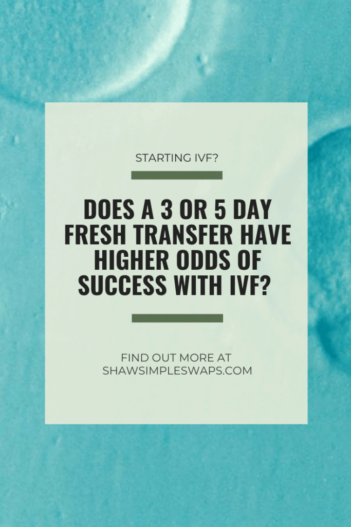 Starting IVF? Here are the 5 questions I recommend discussing with your doctor to ensure your journey has the highest odds of success! #ttcjourney #ivfjourney #ivftransfer