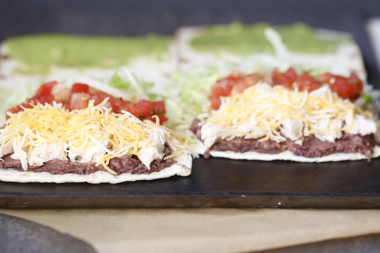 California Crunchwrap Supreme- Weight Watchers Friendly Taco