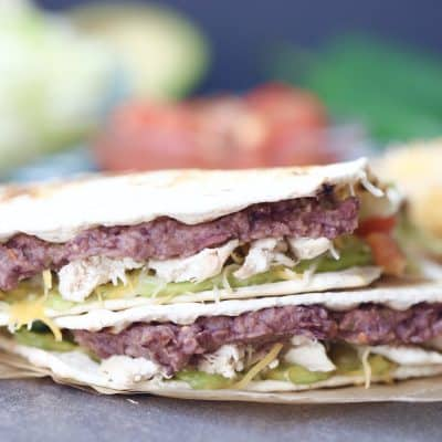 California Crunchwrap Supreme – Flatout Friendly & Weight Watchers Approved!
