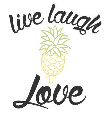 Live Laugh Love – Raising Infertility Awareness through the Pineapple