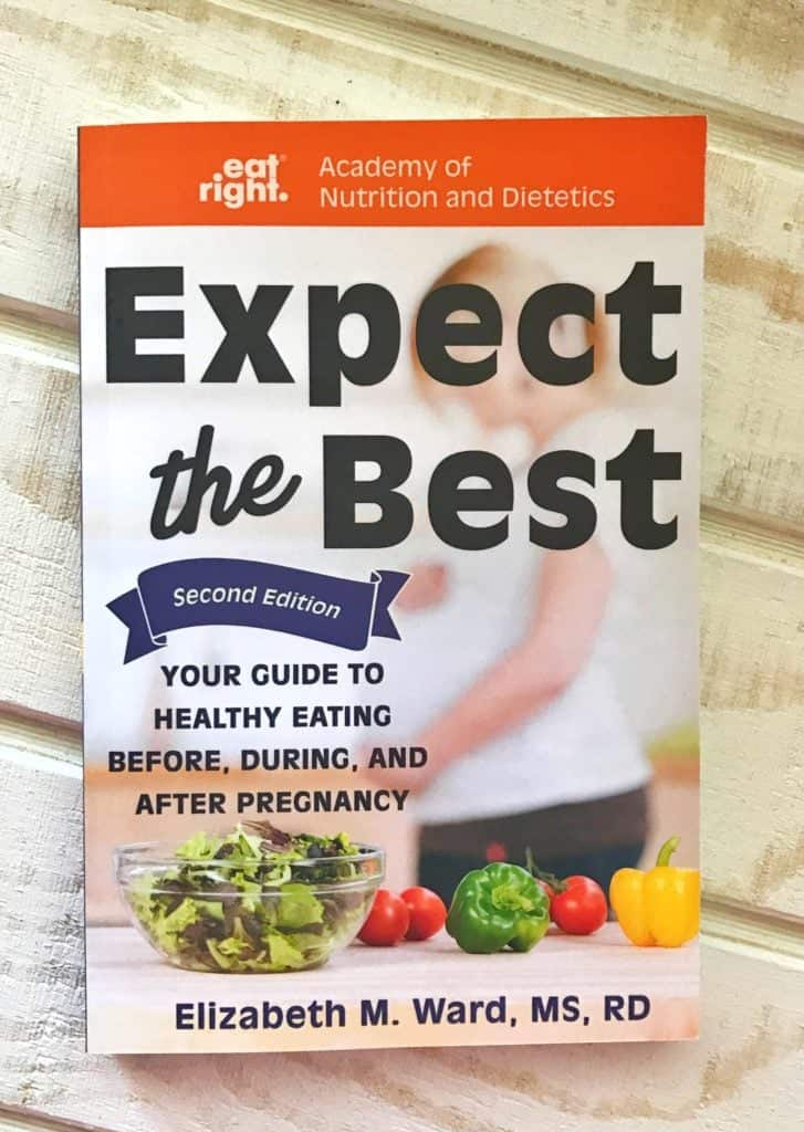 Expect the Best, by Elizabeth Ward - Book Review + Giveaway @bumpstobaby