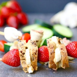 No Cook Picnic Snacks – 3 Skewers to Satisfy Every Appetite!