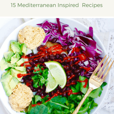 15 Mediterranean Recipes to Fuel Your Fertility