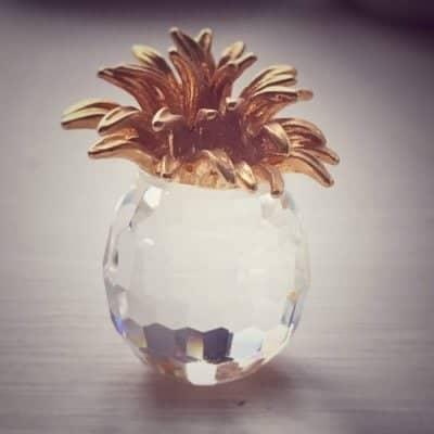 Grandma's Watching Over Me – The Crystal Pineapple Heirloom