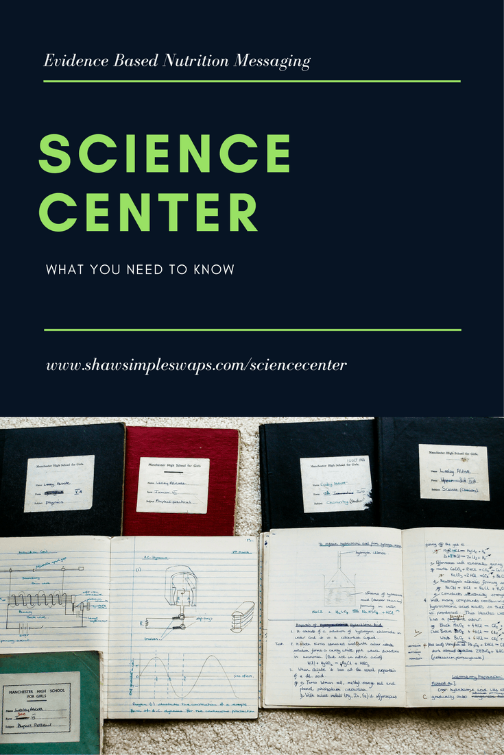 Science Center - What you need to know! @shawsimpleswaps