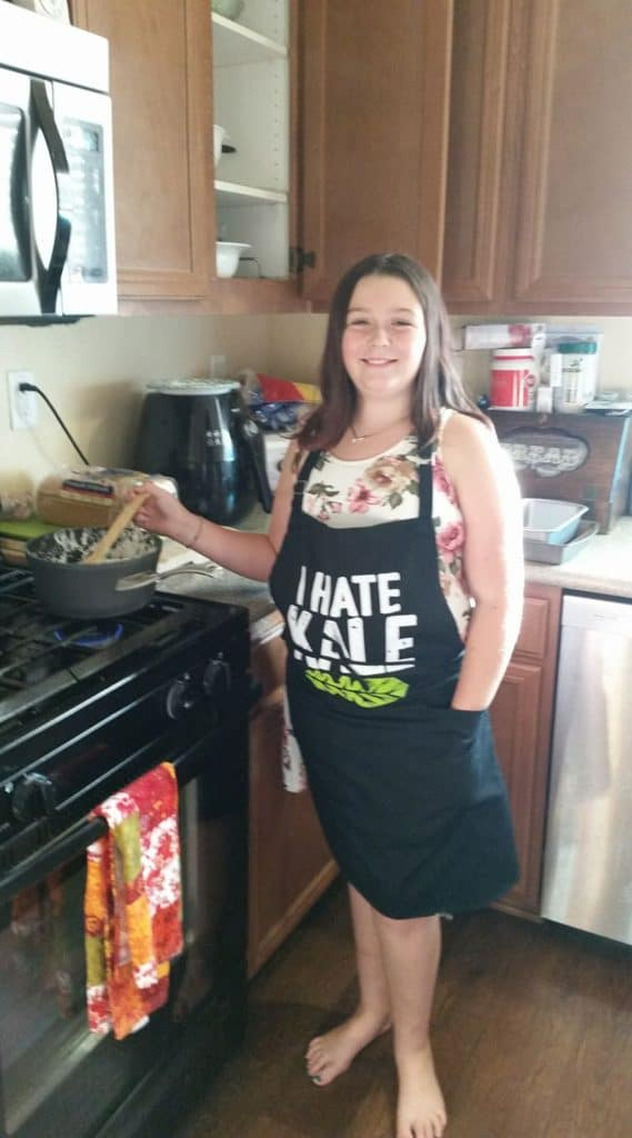 6 Life Skills Kids Gain in the Kitchen @shawsimpleswaps