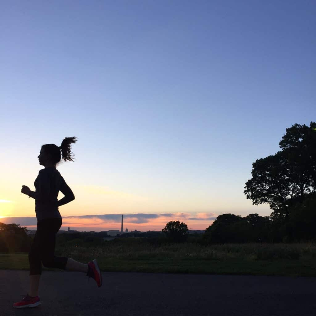 Running and Fertility - Wise Words from Heather Caplan, RD @bumpstobaby