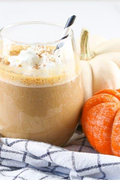 Pumpkin Spice Latte image.