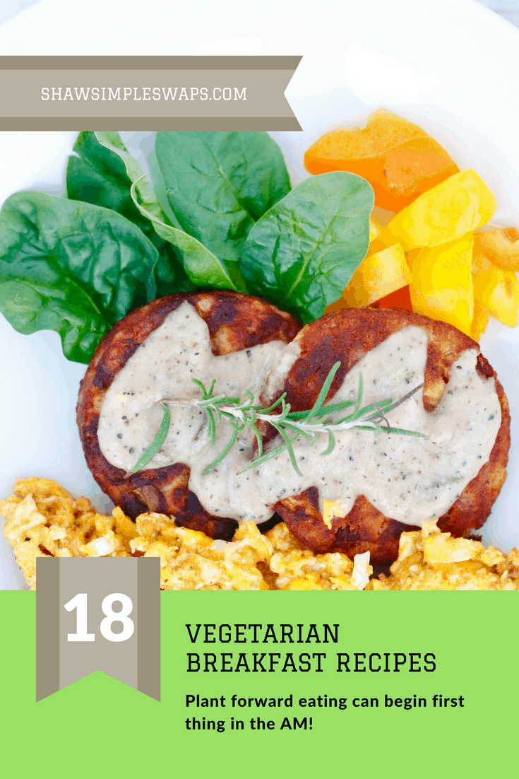 85 Vegetarian Recipes To Make Meal Prep Easy! @shawsimpleswaps