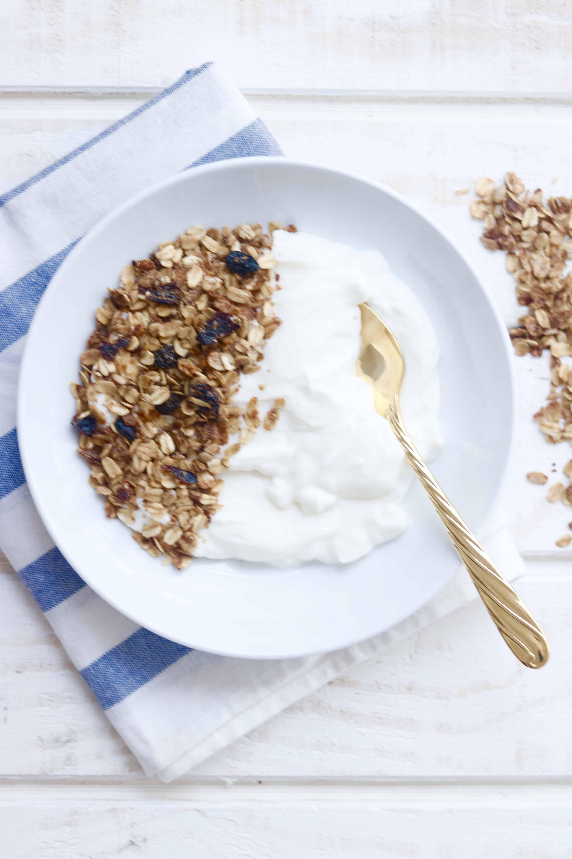 Crunchy Sunflower Seed Granola - Gluten Free & Vegan @shawsimpleswaps
