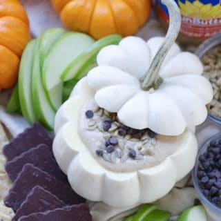 Maple Sunflower Seed Dessert Dip – Tree Nut, Peanut & Gluten Free